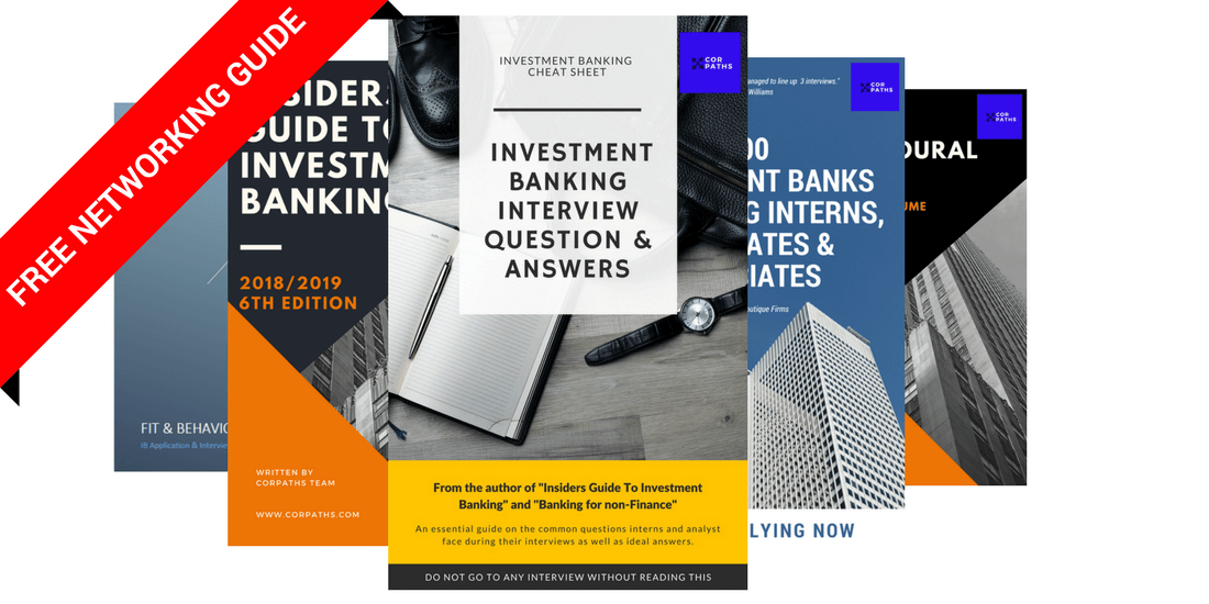 Investment Banking Interview Questions and Answers   High